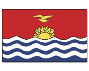 Flagge Kiribati 90 x 150