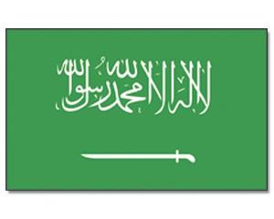 Flagge Saudi-Arabien 90 x 150