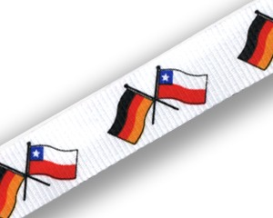 Schlüsselbänder: Deutschland-Chile