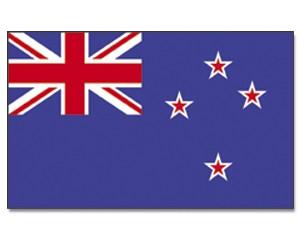 Stock-Flagge Neuseeland 30 x 45