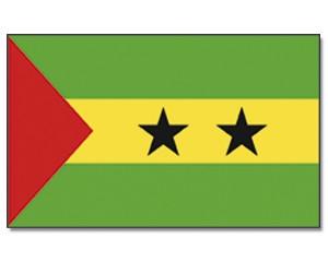 Flagge Sao Tome und Principe 90 x 150