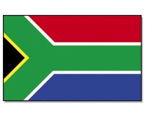 Stock-Flagge Südafrika 30 x 45