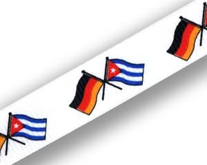 Schlüsselbänder: Deutschland-Kuba