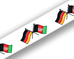 Schlüsselbänder: Deutschland-Afghanistan