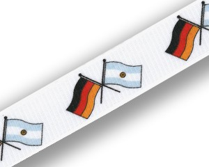 Schlüsselbänder: Deutschland-Argentinien