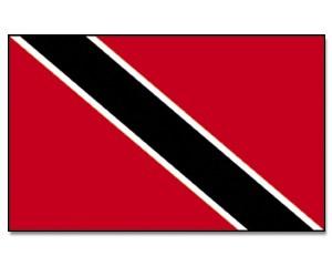 Stock-Flagge Trinidad und Tobago 30 x 45