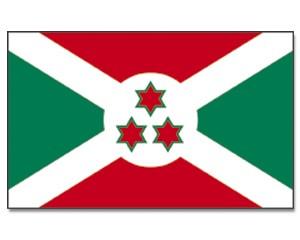 Flagge Burundi 90 x 150