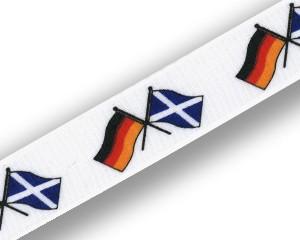 Schlüsselbänder: Deutschland-Schottland