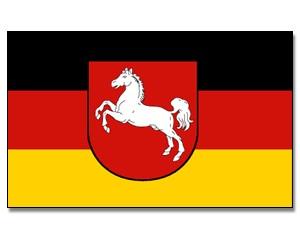 Flagge Niedersachsen 90 x 150