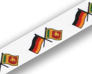 Schlüsselbänder: Deutschland-Sri Lanka