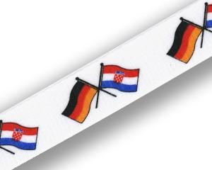 Schlüsselbänder: Deutschland-Kroatien