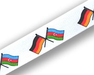 Schlüsselbänder: Deutschland-Aserbaidschan