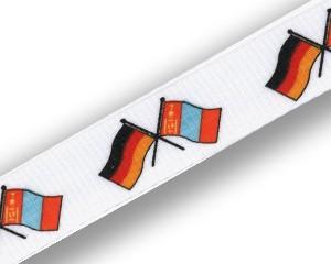 Schlüsselbänder: Deutschland-Mongolei