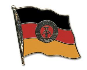 Flaggen-Pins DDR