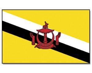 Flagge Brunei Darussalam 90 x 150
