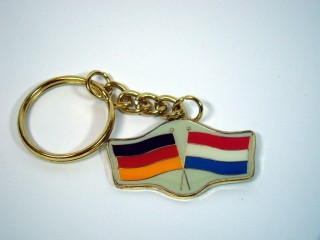 Schlüsselanhänger Deutschland-Niederlande