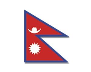 Flagge Nepal 90 x 150