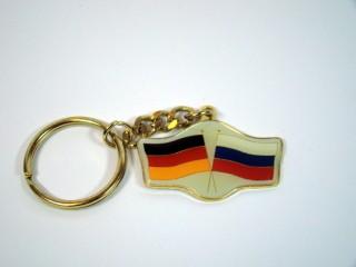 Schlüsselanhänger Deutschland-Russland