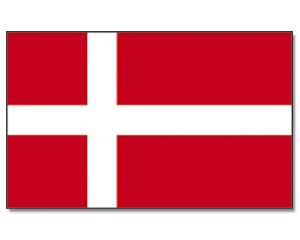 Flagge Dänemark 90 x 150