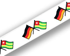 Schlüsselbänder: Deutschland-Togo