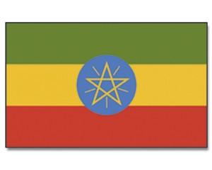 Flagge Äthiopien 90 x 150
