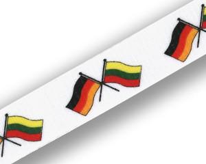 Schlüsselbänder: Deutschland-Litauen