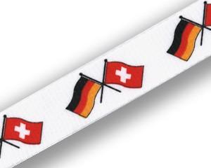 Schlüsselbänder: Deutschland-Schweiz